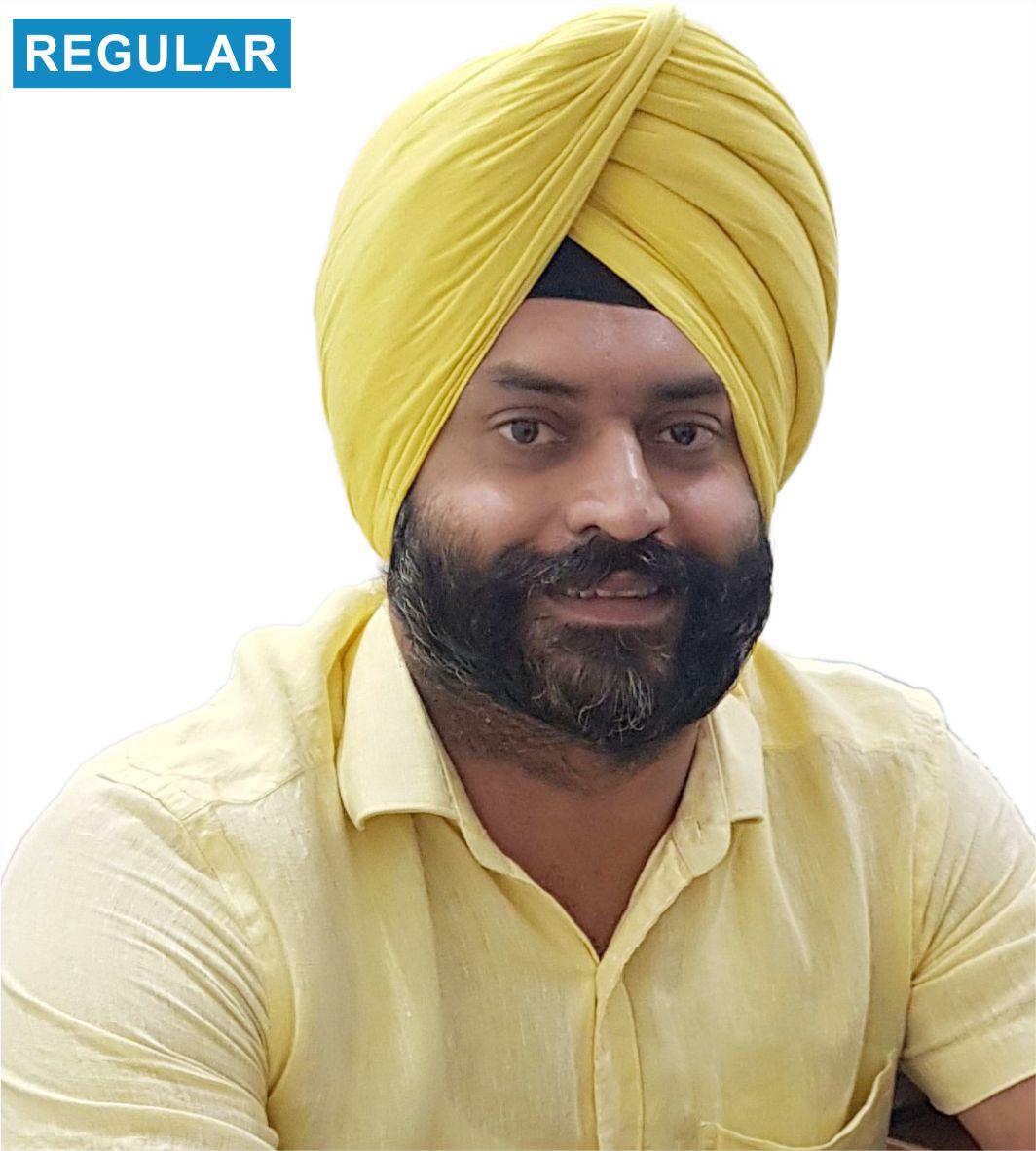 Dr. Brahmpreet Singh