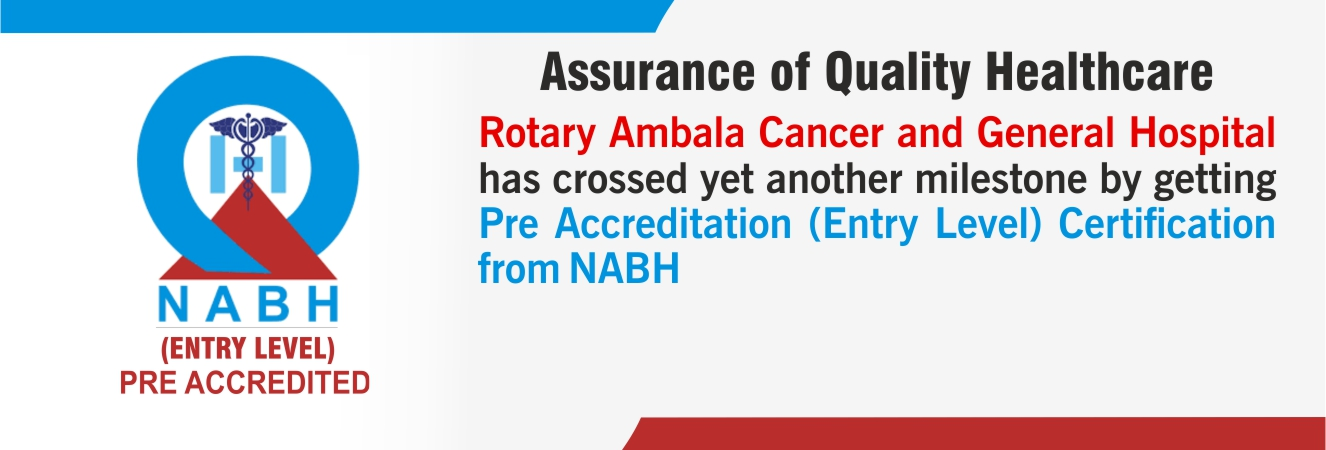 NABH (Entry Level) Pre Accredited