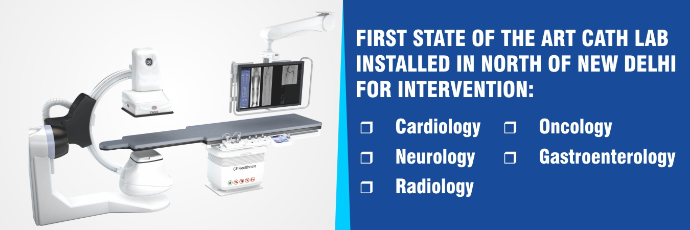 First State-of-The-Art Cath-Lab Installed in North of New Delhi for Intervention